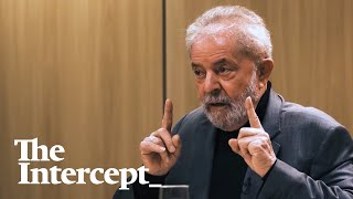 Glenn Greenwald Interviews Brazil's ex-President Lula From Prison Among the planet's significant political figures, no one is quite like Lula. Born into extreme poverty, illiterate until the age of 10, forced to quit school at the age of ..., From YouTubeVideos