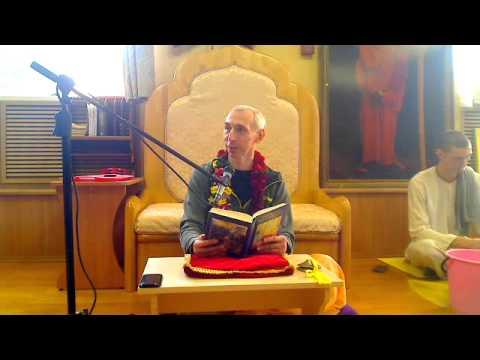 Шримад Бхагаватам 3.26.17 - Дамодара Пандит прабху