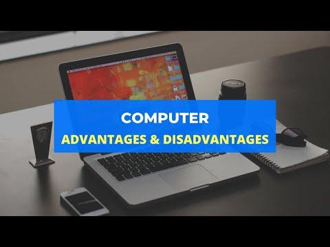 Видео Computer advantage disadvantage essay