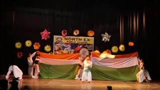 Patriotic - Desh Bhakti Theme Dance | Annual Function of North Ex Public School Delhi