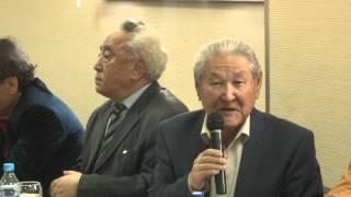 Общественные слушания по вопросу вступления Казахстана в Евразийский экономический союз № 3