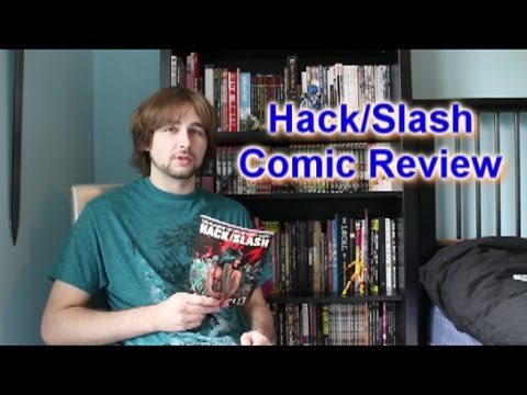 Hack/Slash- Comic Review