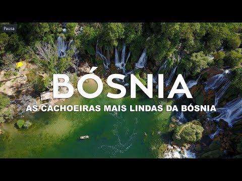 As cachoeiras mais lindas da Bósnia - Bósnia e Herzegovina l Ep.2