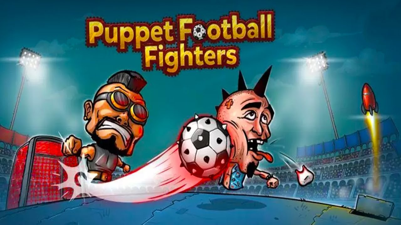 Puppet Football Fighters - Steampunk Soccer Android Gameplay u1d34u1d30