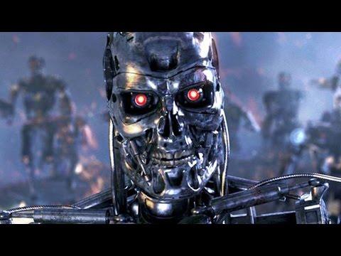 Car Robot Kills Man – The Uprising Is Happening