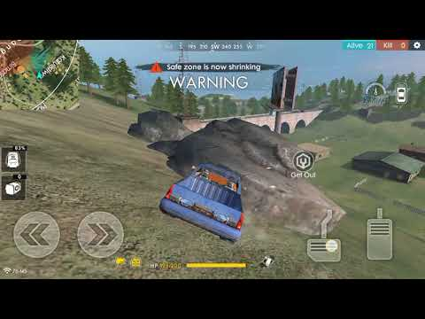 First Time Garena Free Fire Bg 1 Tagalog Youtube