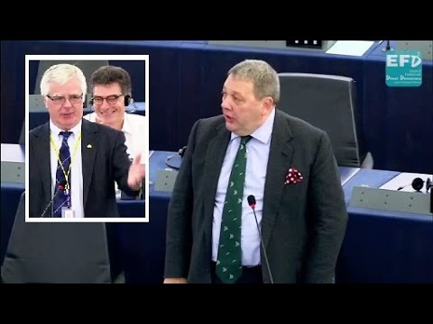 Nicola Sturgeon damaging Scottish economy with her nonsense - UKIP MEP David Coburn