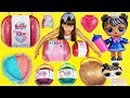 NEW BIG LOL🚢BUBBLY Surprise💙Pink Limited Edition Doll+Pet Blind Bag Fizz Heart In Water Toy Video