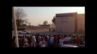 Makeni mall car drift lusaka zambia