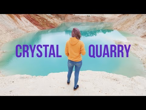 Crystal Quarry - South Australia