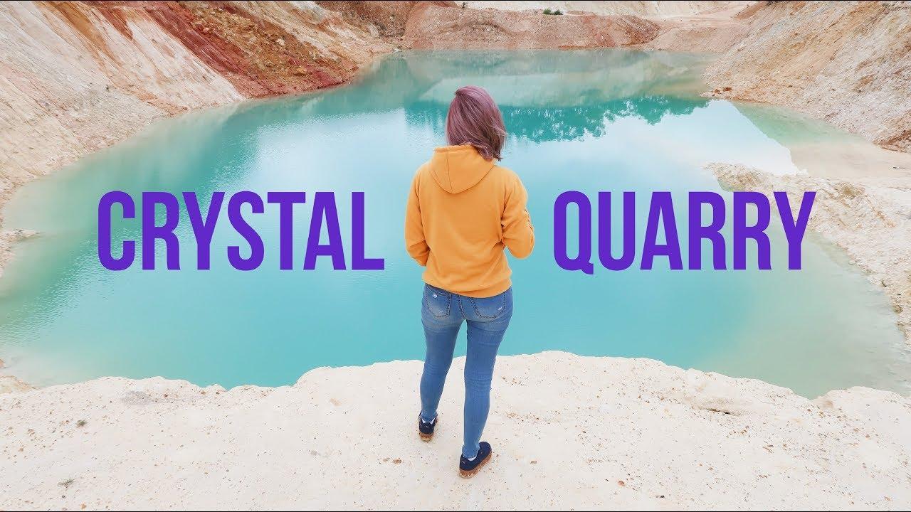 Crystal Quarry - South Australia