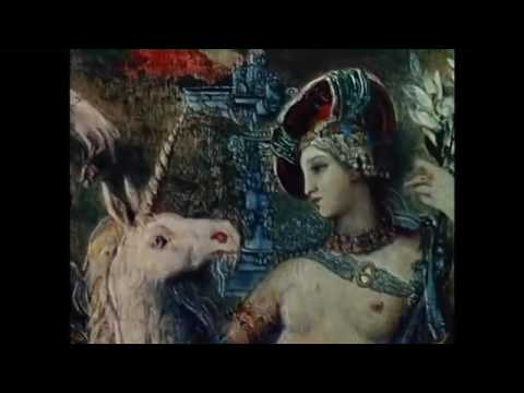GUSTAVE MOREAU • (1826 1898) • documentaire de 1961
