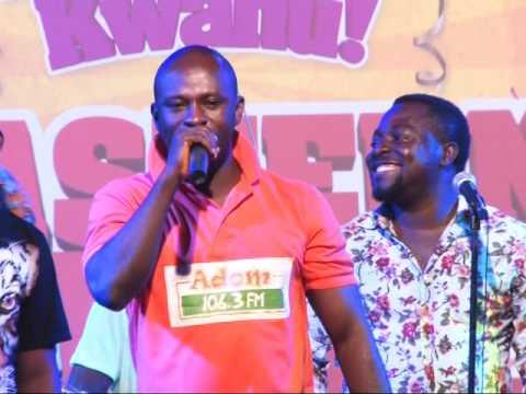 Download Nana-Sei Ampofo Adjei performs father's songs