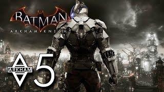 SIEDZI MI W GŁOWIE || Batman: Arkham Knight [#5]