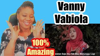 Download OH ANGIN - RITA BUTAR BUTAR COVER BY VANNY VABIOLA - REACTION