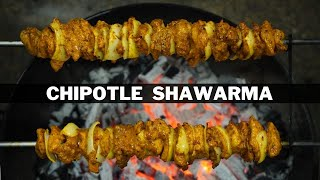 Shawarma al Chipotle | La Capital