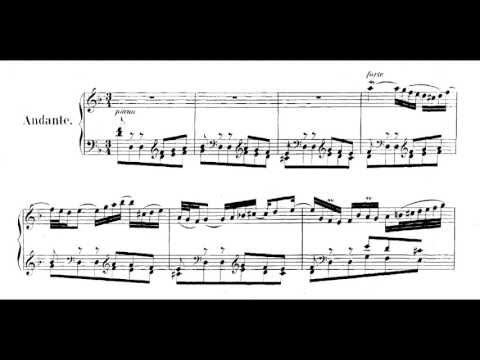 J. S. Bach, Andante BWV 971, for recorder and guitar