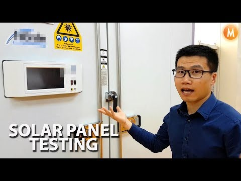 Accelerated Service Life Testing of JA Solar Photo-Voltaic Modules
