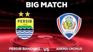 Persib Bandung Vs Arema Cronus, 27 Agustus Hanya Di SCTV (TSC 2016)