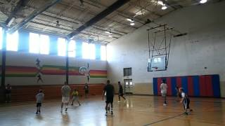 Frank Mason Basketball Camp - Kids vs Coaches