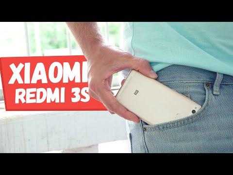 Xiaomi Redmi 3S: обзор долгоиграющего игрового бюджетника за 110$ | Review | покупка | отзывы