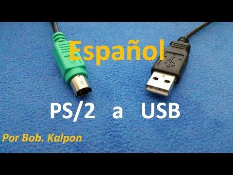 como convertir un raton ps2 a usb mouse ps 2 a usb por bob kalpon