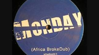 New Order - Blue Monday (Africa Broke Dub)