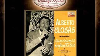 Alberto Closas – El Pirata Barbanegra (Canción Infantil)