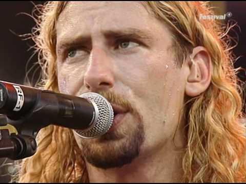 Nickelback - Hero (Bizarre 2002)