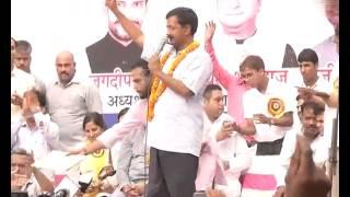 Arvind Kejriwal Addressing E-Rickshaw Association (Part 2)