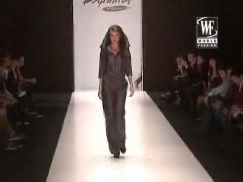 Юлия Лапшина Mercedes-Benz Fashion Week Russia