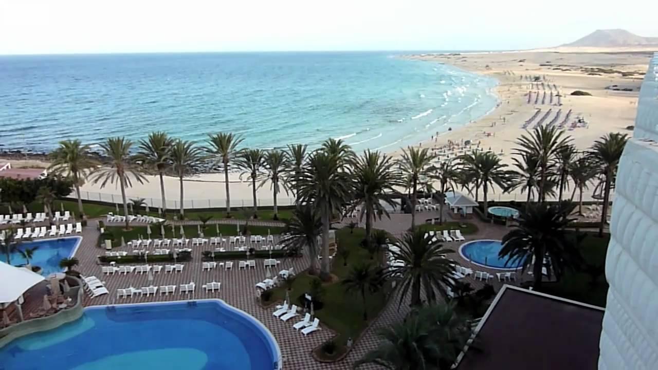Beach Corralejo Fuerteventura and Clubhotel Riu Olivia ... |Hotel Corralejo Fuerteventura
