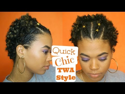 Switch Up Your Twa With These 21 Fun Styles