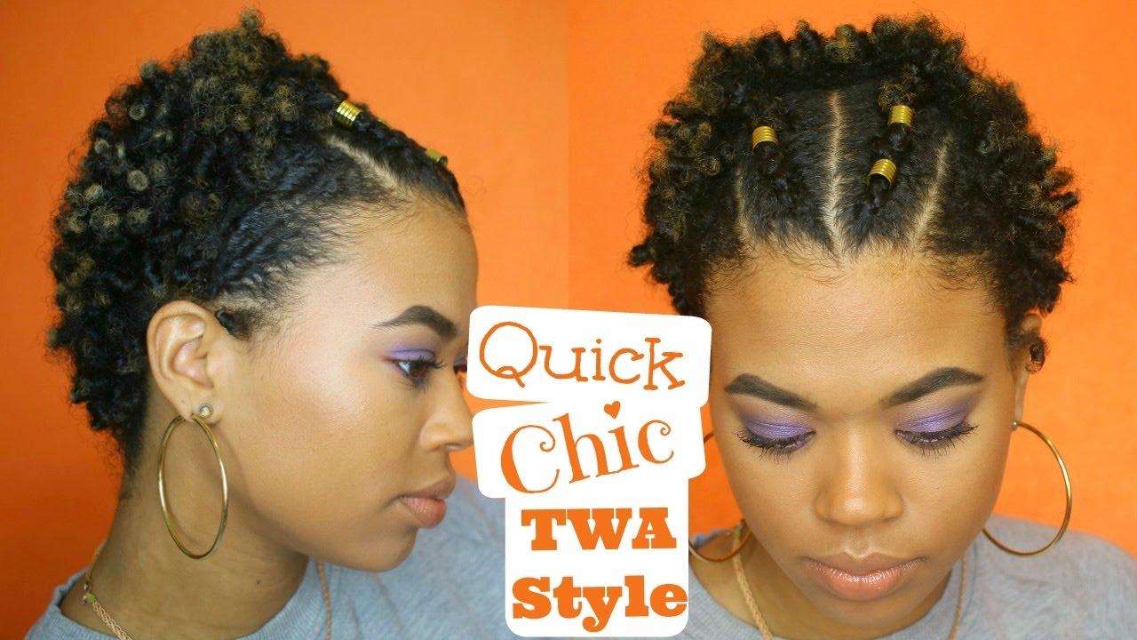 quick & chic twa style easy