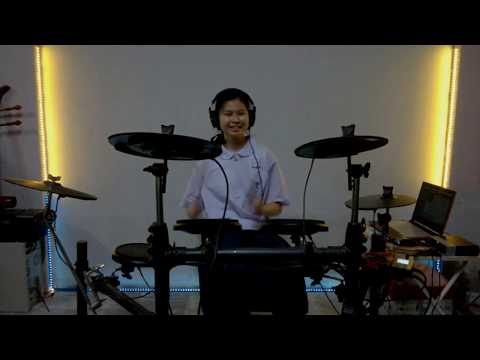 Alan Walker - Faded [Electric Drum Cover By Pin Phota]