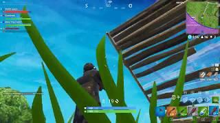 Fortnite: Practicing double shotgun