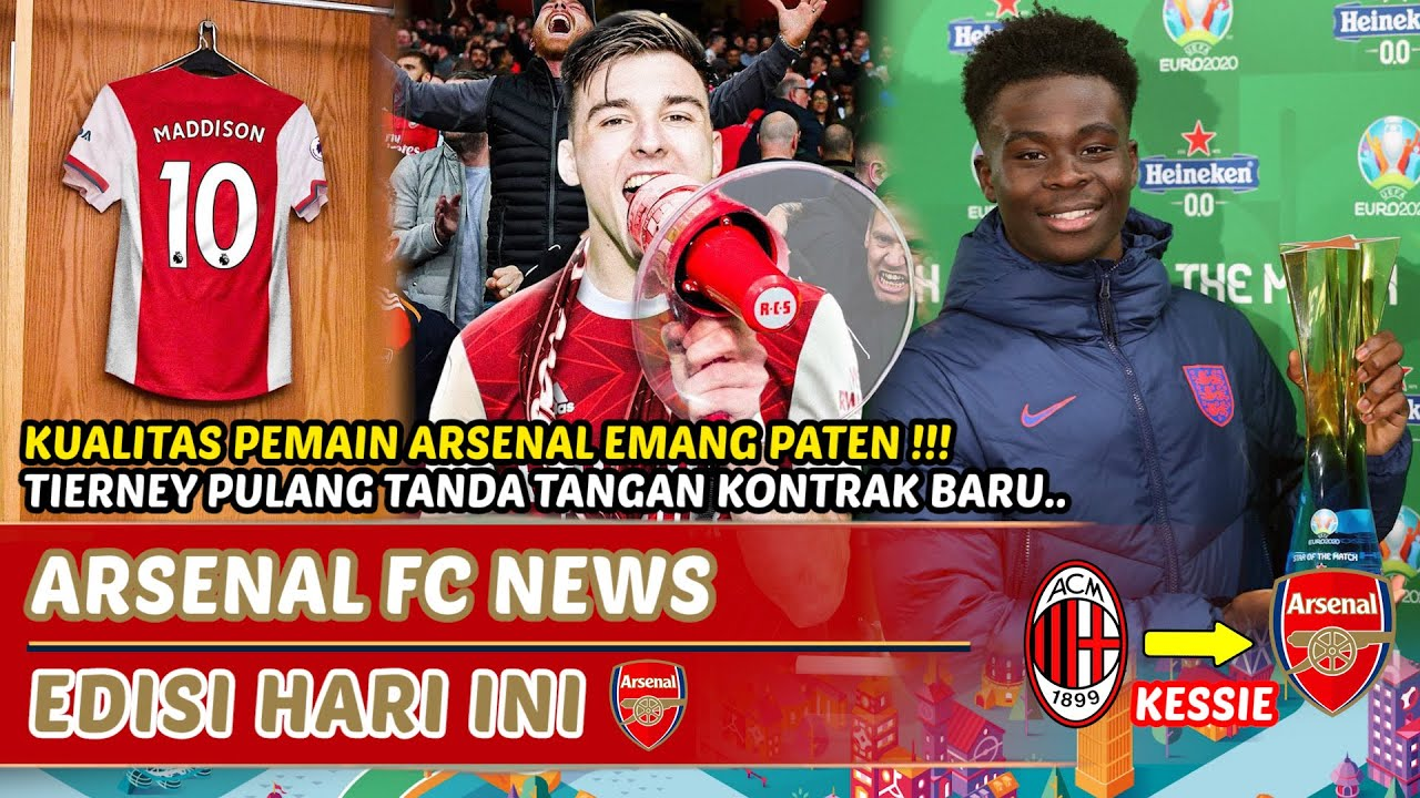 Paten‼️Saka bintang kemenangan Inggris🏆Franck Kessie mendekat🔴Korban James Maddison💥 Berita Arsenal