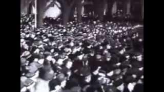 Brīvības pieminekļa atklāšana 1935. g. 18. novembrī