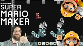 These Levels are FANTASTIC   Subscriber Levels [#02] - Super Mario Maker