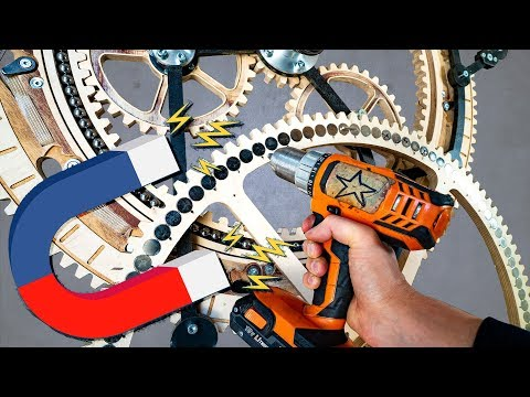 Magnet Polarity Switch - Marble Machine X #60