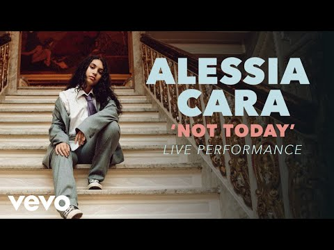 download Alessia Cara - Not Today Official Live Performance (Vevo X)