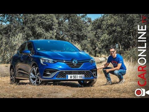 NOVO RENAULT CLIO 2019 J� CHEGOU [Review Portugal]