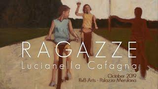RvB ARTS | Solo show by LUCIANELLA CAFAGNA at Palazzo Merulana