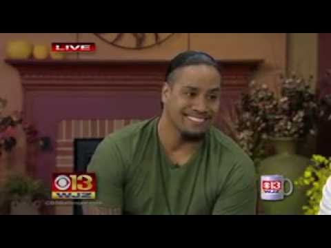The Usos Interview CBS Baltimore