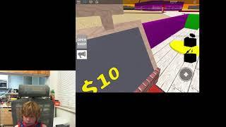 LCD Gamer Plays Super Villian Tycoon on Roblox