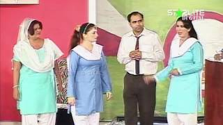 Best Of Naseem Vicky and Qaiser Piya New Pakistani Stage Drama Full Comedy Funny Clip