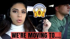 Military Life: We're Moving...Again!