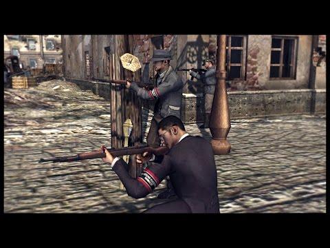 German Volkssturm City Defense - Battle of Berlin | Men of War Assault Squad 2 Mod Gameplay
