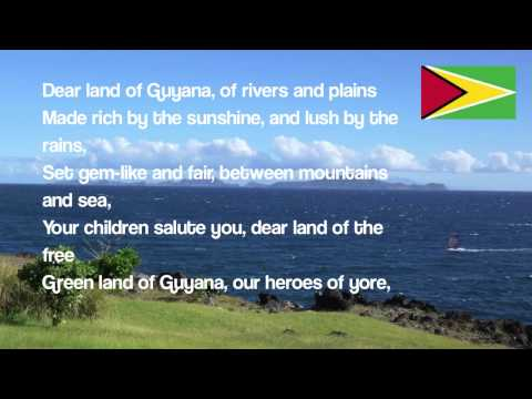 National Anthem of Guyana