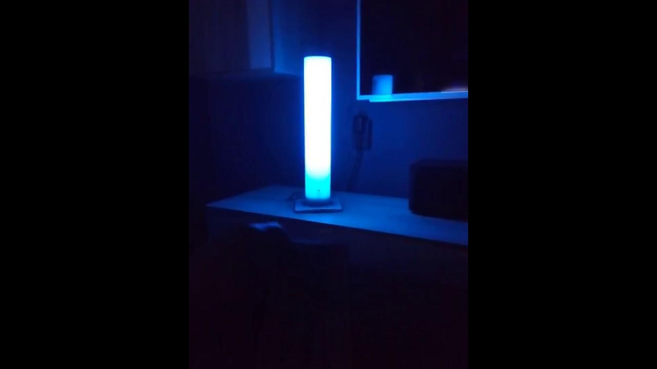 Homemade Led Night Lamp